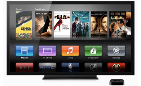 Ny, mindre Apple TV