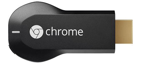 Google Chromecast test