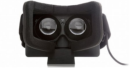 Oculus Rift Full HD