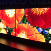 Panasonic kurvet OLED-TV