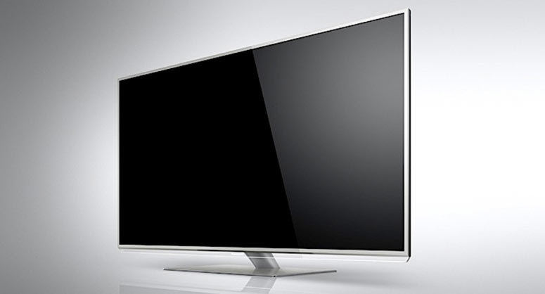 Panasonics 2012 TV