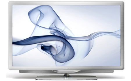 Philips 2010 TV i video og billeder