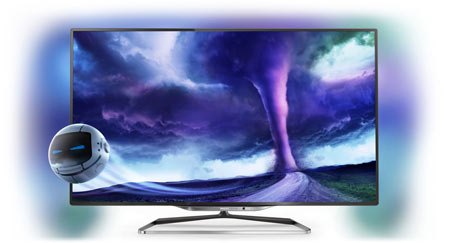 Philips 2013-tv i handlen