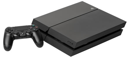 Sony PlayStation 4 test