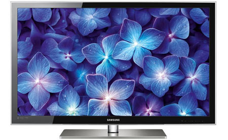 Samsung LED-TV C6005 test