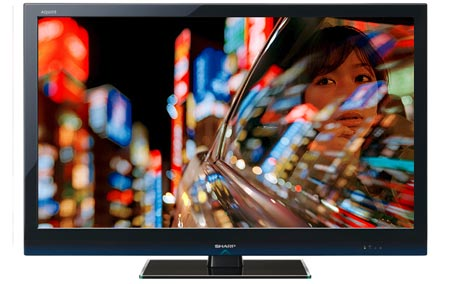 Sharp 2010 LED-TV