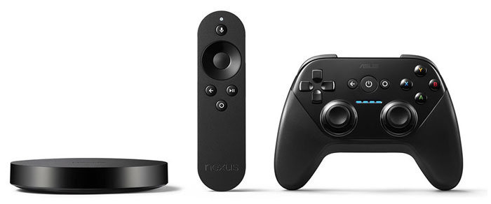 Google Nexus Player test