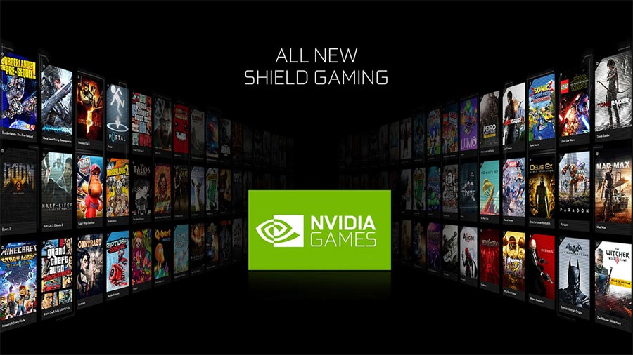 Amazon Video på Nvidia Shield