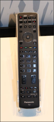 Panasonic 2011 remote