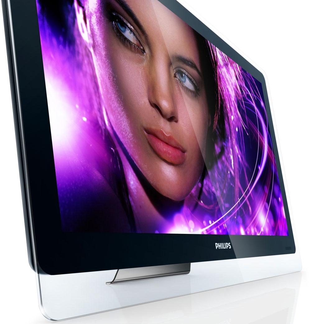 philips lancerer designline tv med easy 3d flatpanelsdk. Black Bedroom Furniture Sets. Home Design Ideas