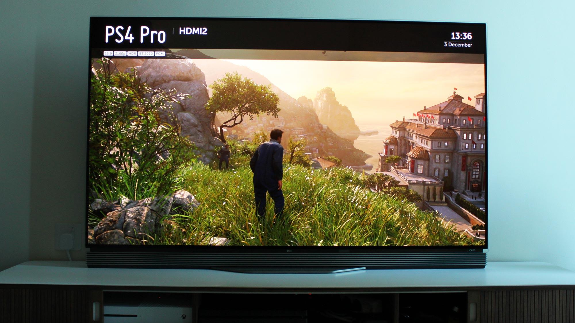 PlayStation 4 Pro (& spil i HDR) test - FlatpanelsDK