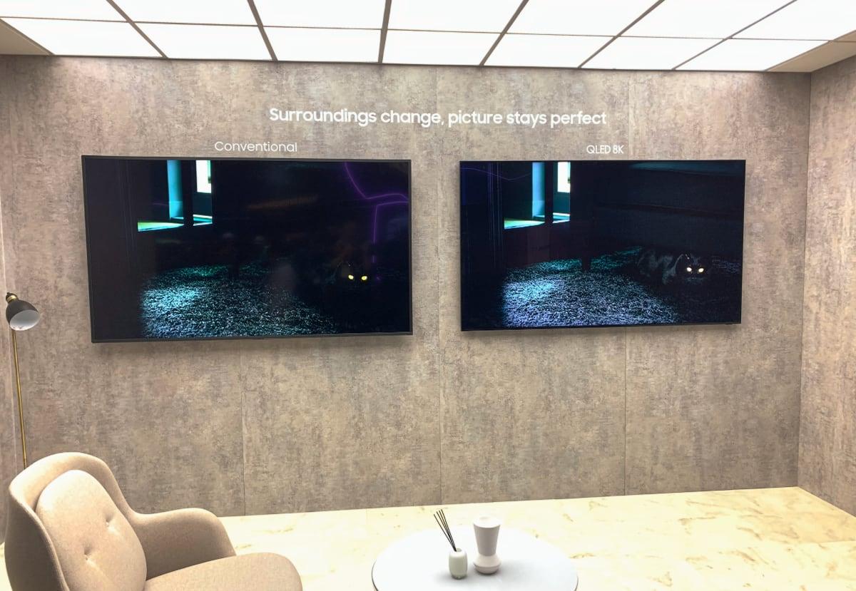 Samsung 2020 8K TV