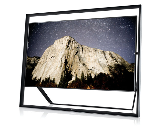 Samsungs Ultra HD TV