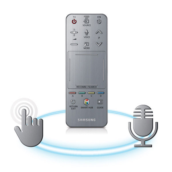 Samsungs Smart Touch Remote