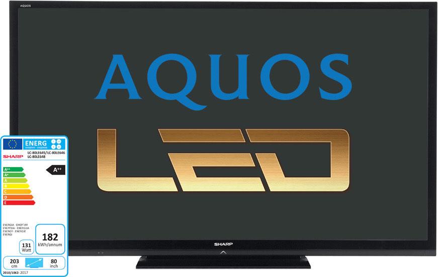 smart tv 40 tommer