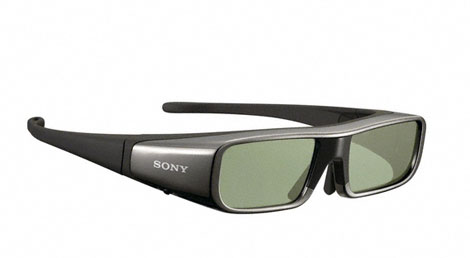 Sony 3D briller
