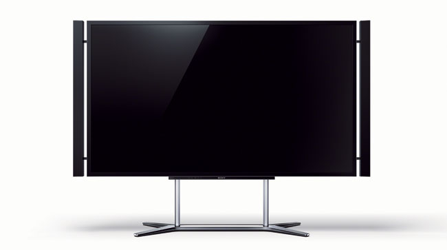 Sony's first 4K TV