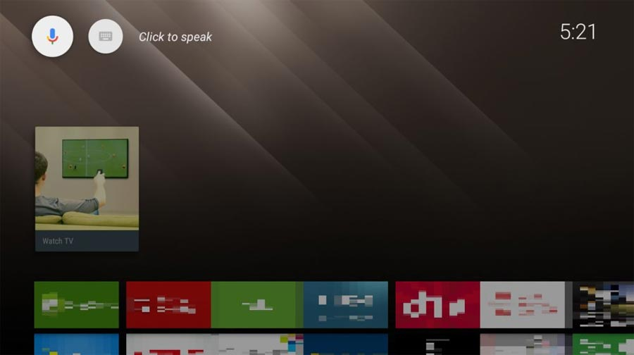 Sony Android TV 6.0