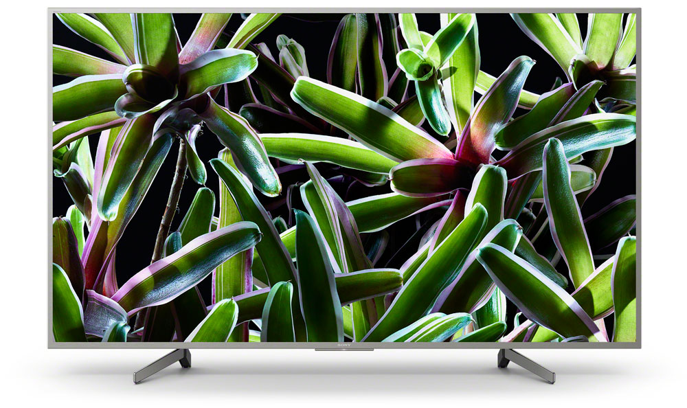 Sony XG70 4K TV