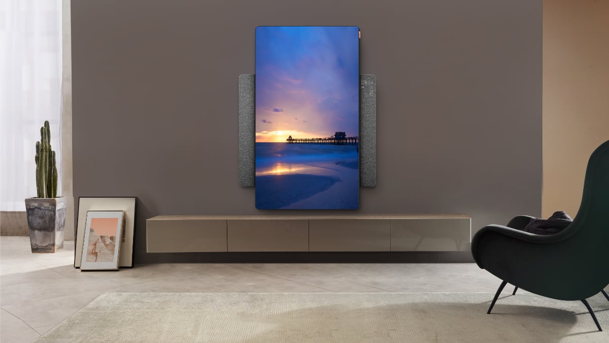 TCL Vertical TV