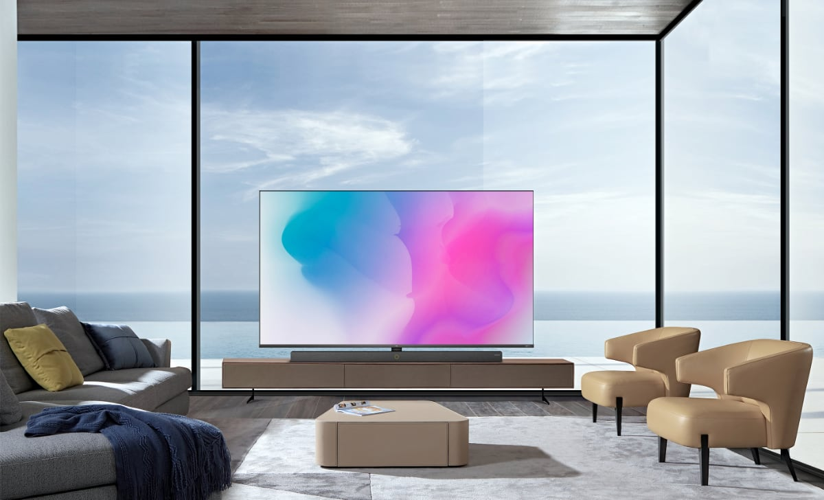 TCL X10 (8-series) miniLED LCD