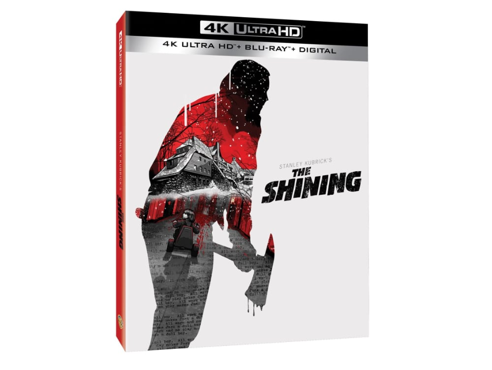 The Shining UHD Blu-ray