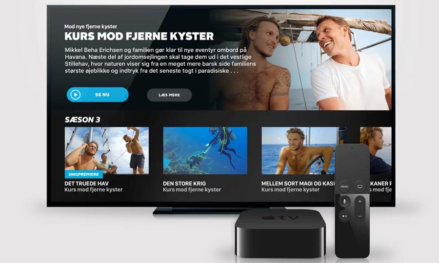 TV2 Play Apple TV