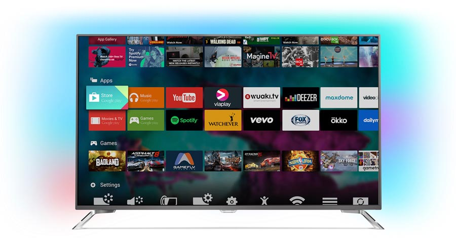 Viaplay Android TV