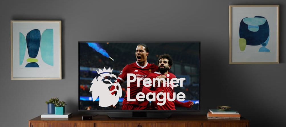 Premier League på Viaplay