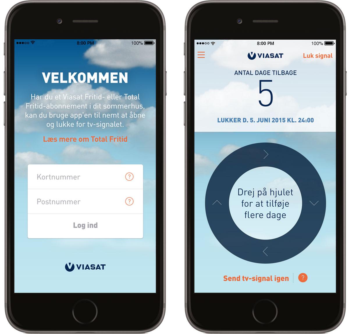 #246B99 Meget bedømt Viasat Lancerer App Til At Tænde/slukke Tv I Sommerhuset FlatpanelsDK Gør Det Selv App 4909 120011464909