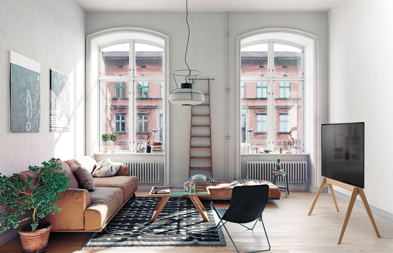 Picture of: Ny Op2 Tv Stander Fra Dansk Mobeldesigner Test Flatpanelsdk