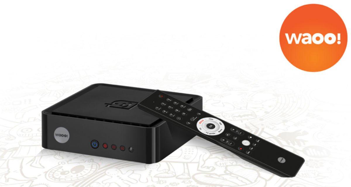 Waoo lancerer 4k tv boks, som understøtter 4k netflix   flatpanelsdk