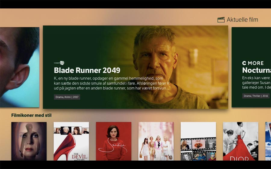 YouSee TV & Film på Apple TV