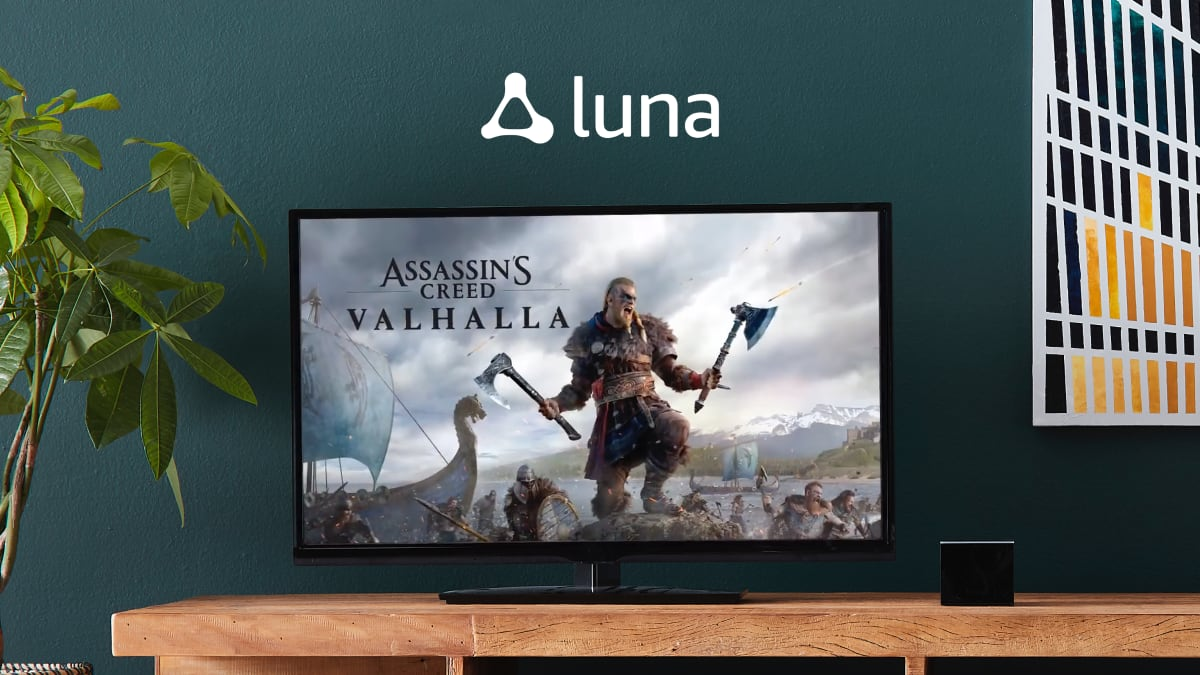 Amazon Luna spil-streaming