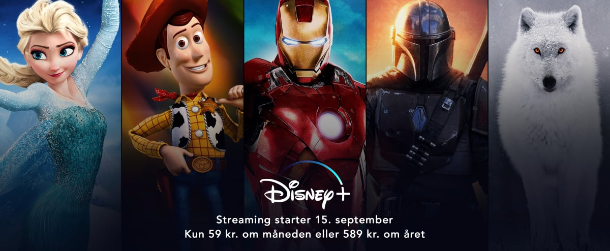 Disney+ Denmark