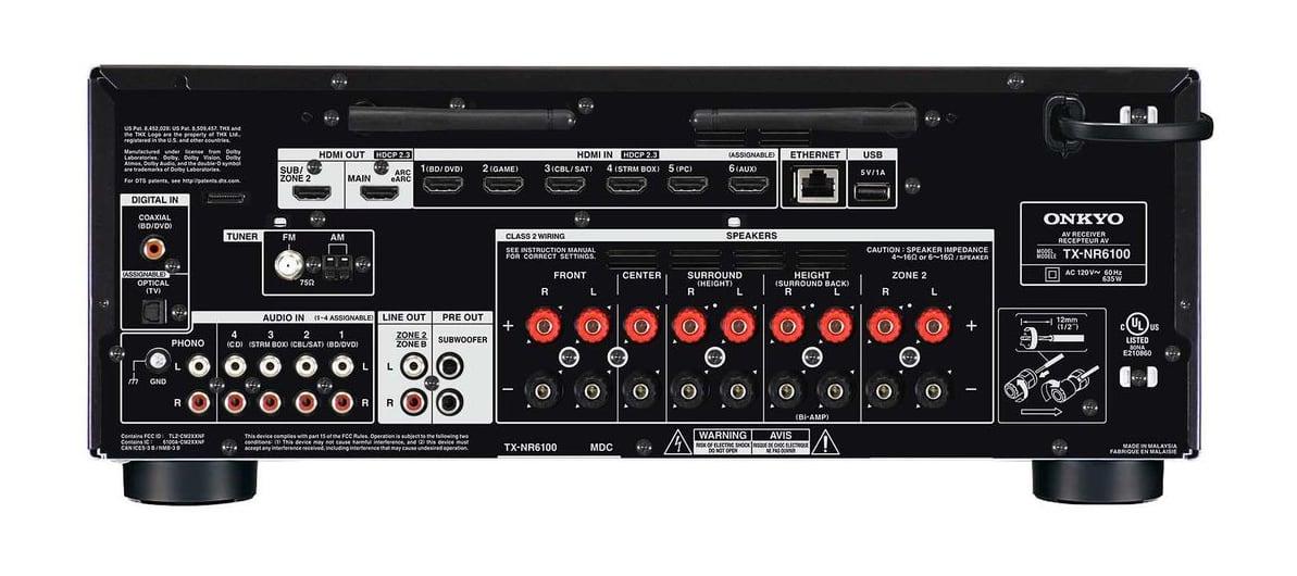 Onkyo TX-NR6100