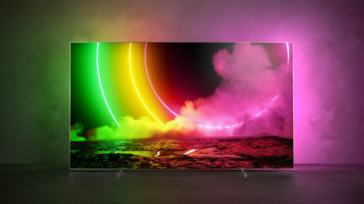 """Philips unveils 2021 OLED TVs in 48-77"""" with HDMI 2.1, Ambilight"""